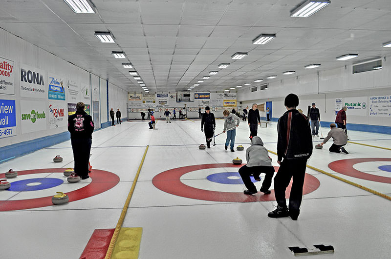 Curling-Club---Roof-replacement,-ceiling-insulation-and-lighting