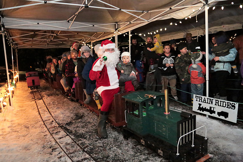 Santa-Train---Powell-River-Forestry-Heritage